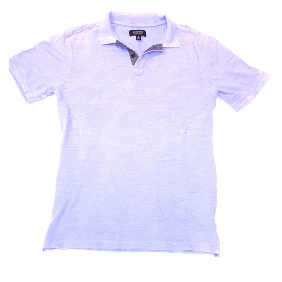 Nordstrom Other - Nordstrom Slim-Fit Super Soft Polo Shirt